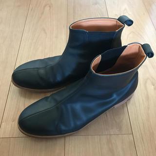 サンシー(SUNSEA)のSUN SEA サンシー ワンサイドゴアブーツ(ブーツ)