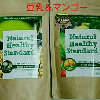 ナチュラルヘルシー 豆乳&マンゴー(ダイエット食品)