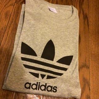 アディダス(adidas)のadidas 三つ葉ロゴT 新品(Tシャツ(半袖/袖なし))