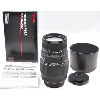 ニコン(Nikon)の⭐︎とても美品⭐︎70-300mm DG MACRO Nikon ニコン用✨(レンズ(ズーム))