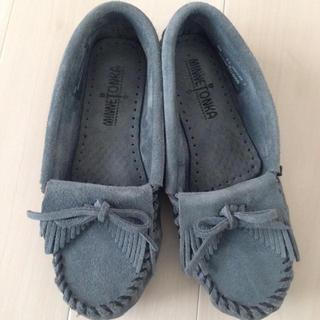 ミネトンカ(Minnetonka)のお取り置き中 ミネトンカの靴(ローファー/革靴)