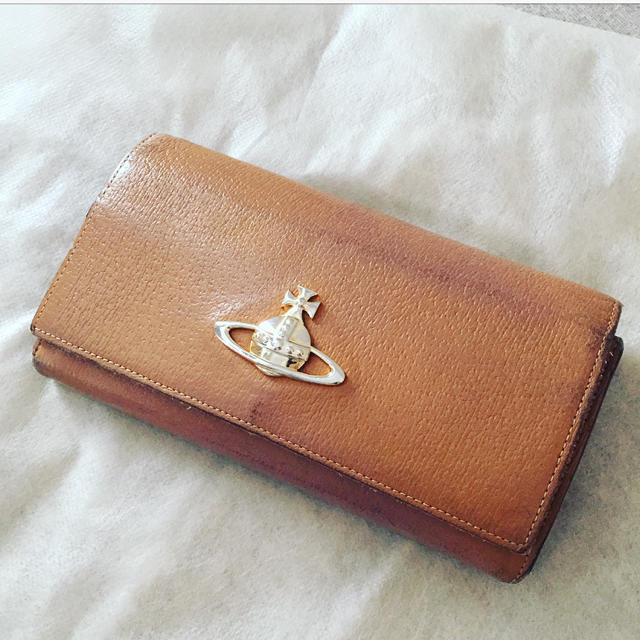 Vivienne Westwood(ヴィヴィアンウエストウッド)のヴィヴィアン 長財布 レディースのファッション小物(財布)の商品写真
