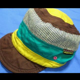 アンパサンド(ampersand)のampersand男女OK可愛い帽子サイズ48〜50FO(帽子)