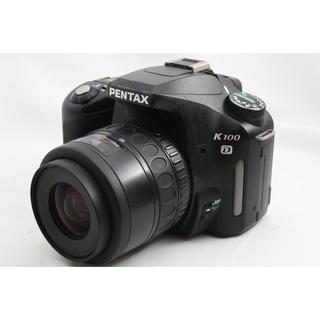 ペンタックス(PENTAX)のWi-Fi対応 ペンタックス K100D (ミラーレス一眼)