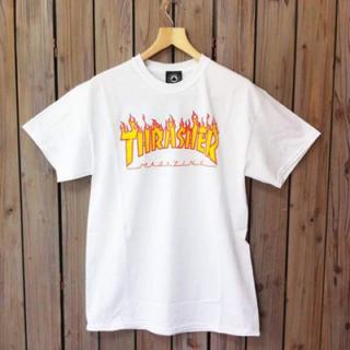 スラッシャー(THRASHER)の【大人気】【早い者勝ち】THRASHER Tシャツ ファイヤー フレイム XL(Tシャツ/カットソー(半袖/袖なし))