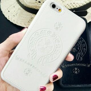 クロムハーツ(Chrome Hearts)の【ホワイト】iPhone6/6s plus スマホケース★クロムハーツデザイン(iPhoneケース)