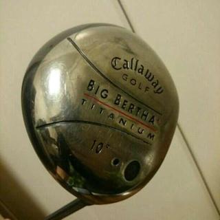 キャロウェイゴルフ(Callaway Golf)のキャロウェイ ドライバー ビッグバーサチタニウム(クラブ)