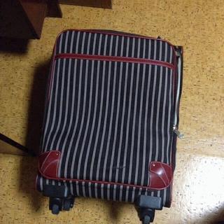 【傷あり】キャリーバッグ2,3日用(スーツケース/キャリーバッグ)