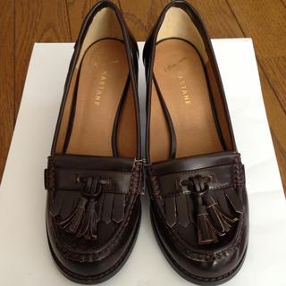 カスタネ(Kastane)のローファーパンプス(ローファー/革靴)