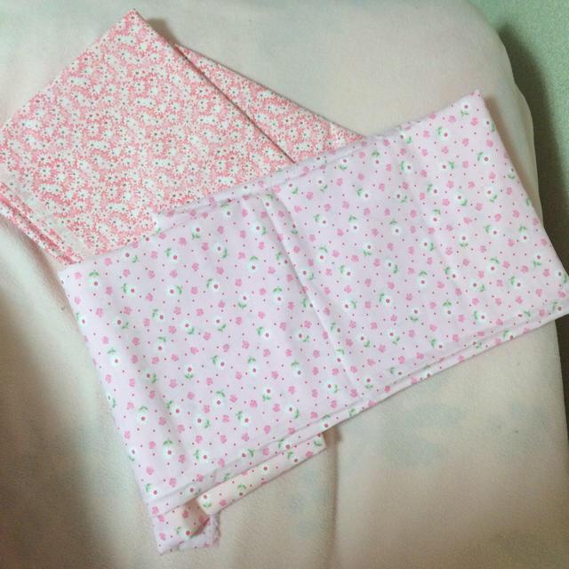 生地♡花柄♡ピンク ハンドメイドの素材/材料(生地/糸)の商品写真