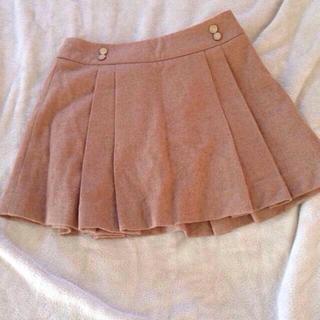 マーキュリーデュオ(MERCURYDUO)のプリーツスカート(ミニスカート)