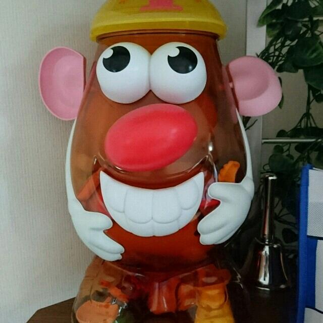 未使用ポテトヘッド組み立て玩具 キッズ/ベビー/マタニティのおもちゃ(知育玩具