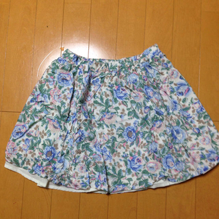 マーキュリーデュオ(MERCURYDUO)のマーキュリーデュオ♡プリントスカート(ミニスカート)