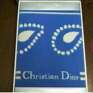 ディオール(Dior)の新品未使用・ディオール 毛布(毛布)
