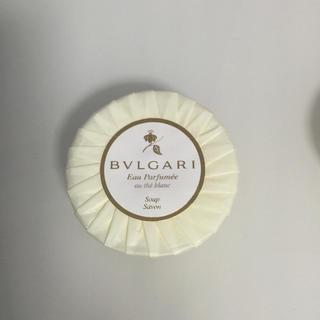 ブルガリ(BVLGARI)のブルガリ 石鹸 ソープ オードトワレ 香水 パフューム(ボディソープ / 石鹸)