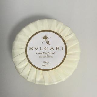 ブルガリ(BVLGARI)のブルガリ 石鹸 オードトワレ パフューム 日本未発売 新品 (ボディソープ / 石鹸)
