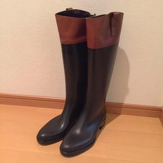 ファビオルスコーニ(FABIO RUSCONI)のゆにゆに様専用*ファビオルスコーニ*レインブーツ39(レインブーツ/長靴)