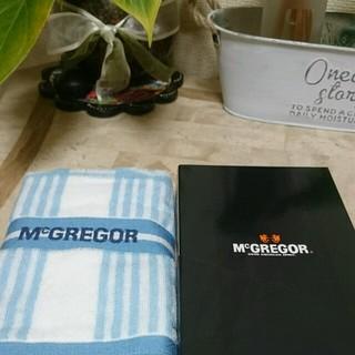マックレガー(McGREGOR)のマックレガーのタオル♡(タオル/バス用品)