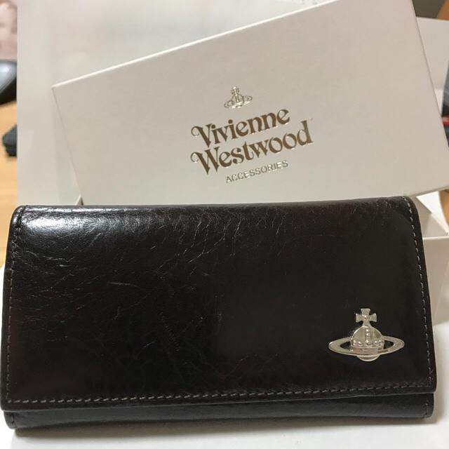 Vivienne Westwood(ヴィヴィアンウエストウッド)の☆2/3-5まで限定割引★箱付☆ヴィヴィアンウエストウッド・キーケース レディースのファッション小物(財布)の商品写真