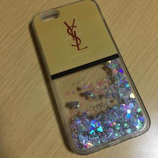 イヴサンローランボーテ(Yves Saint Laurent Beaute)のiPhoneケース YSL(iPhoneケース)