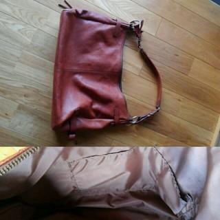 アートブラウン(ART BROWN)の本革鞄 ART BERT (トートバッグ)