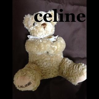 セリーヌ(celine)のセリーヌ くま ぬいぐるみ(ぬいぐるみ)