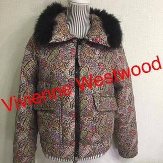 ヴィヴィアンウエストウッド(Vivienne Westwood)のVivienne Westwood ダウンコート(ダウンジャケット)