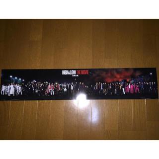 エグザイル トライブ(EXILE TRIBE)のHiGH&LOWクリアポスター(ポスター)
