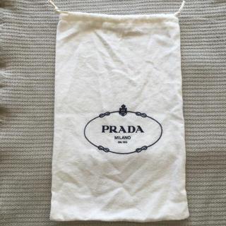 プラダ(PRADA)の美品!PRADA☆プラダ☆巾着袋!早い者勝ち!(その他)