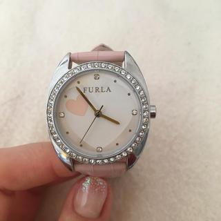 フルラ(Furla)のFURLAレザーベルト時計(腕時計)