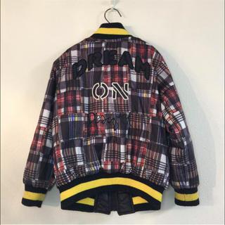 デシグアル(DESIGUAL)のDesigual♡リバーシブル中綿入りジャンパー(ジャケット/上着)