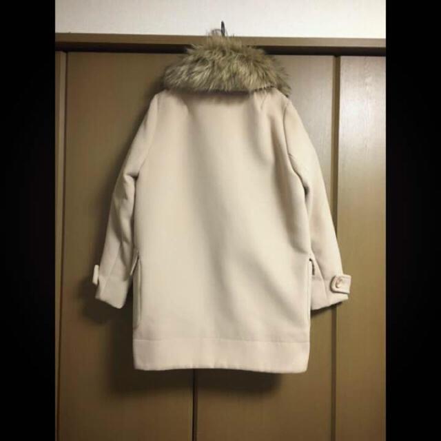 dazzlin(ダズリン)のdazzlin ピンクベージュ オーバーサイズ コート♡ レディースのジャケット/アウター(チェスターコート)の商品写真