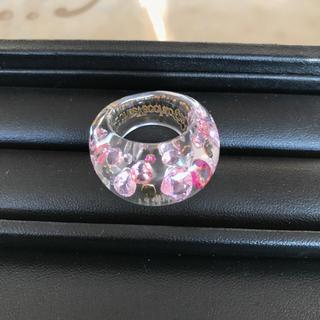 ポンテヴェキオ(PonteVecchio)のポンテヴェキオのアクリルリング(リング(指輪))