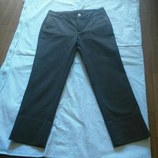 アドルフ(Adolf)の美品 ADOLFO DOMINGUEZ パンツ 茶色 36(カジュアルパンツ)
