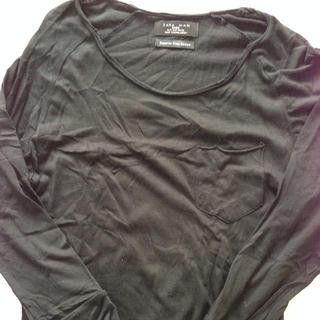 ザラ(ZARA)のロンT(Tシャツ(長袖/七分))