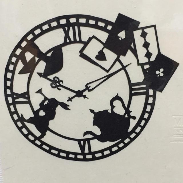 ディズニー アリス 切り絵の通販 By みゃんs Shopラクマ