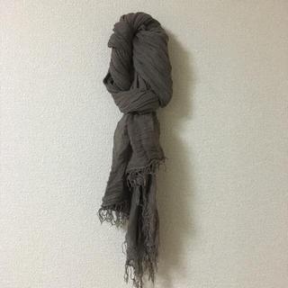 ムジルシリョウヒン(MUJI (無印良品))の無印良品ストール(ストール/パシュミナ)