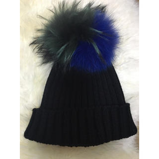 ルシェルブルー(LE CIEL BLEU)のyumi様専用 ニット帽(ニット帽/ビーニー)