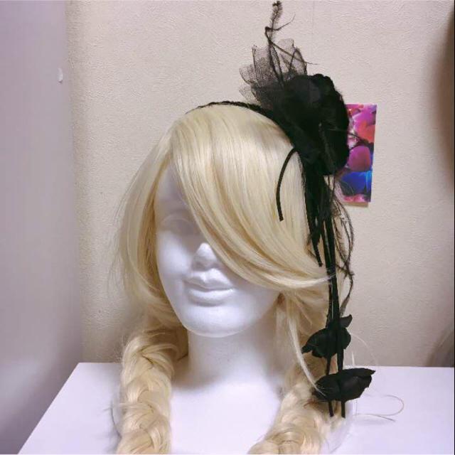 ATELIER BOZ(アトリエボズ)の特別値下げ◆Triple fortune ヘッドドレス レディースのヘアアクセサリー(カチューシャ)の商品写真