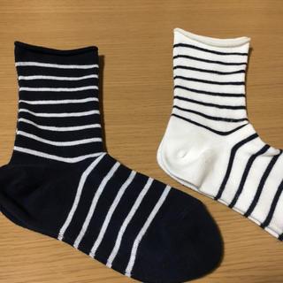 ムジルシリョウヒン(MUJI (無印良品))の無印良品含む靴下 4足セット(ソックス)