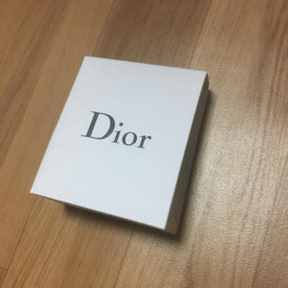 ディオール(Dior)のディオール ギフトボックス(ラッピング/包装)