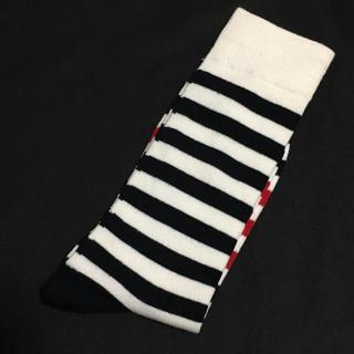 コムサイズム(COMME CA ISM)の新品 コムサイズム 靴下 ソックス 25-27センチ(ソックス)