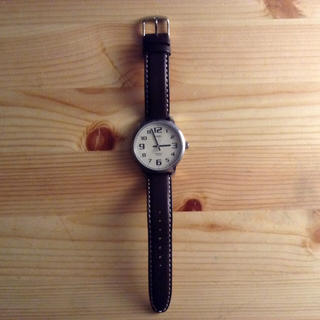 タイメックス(TIMEX)のTIMEX. INDIGO WR 50M(腕時計(アナログ))