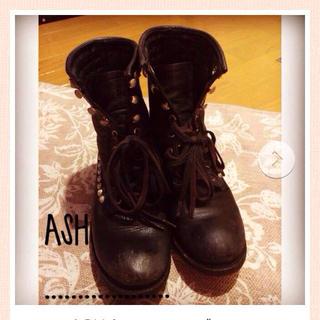 アッシュ(ASH)のASHブーツ★お値下げ‼︎(ブーツ)