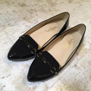 ルタロン(Le Talon)のLe Talon 3cmポインテッドビットローファー(ローファー/革靴)