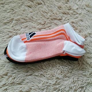 アディダス(adidas)の【Haru mama様専用】アディダス靴下3足セット(新品未使用)(ソックス)