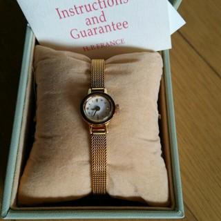 アッシュペーフランス(H.P.FRANCE)のくろさん専用❗H.P.FRANCE induna 時計(腕時計)