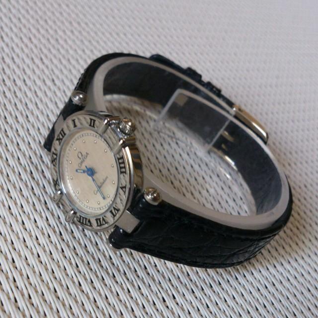 buy popular 680db 3b1e9 【美品】オメガ コンステレーション レディース アンティーク / 腕時計 | フリマアプリ ラクマ