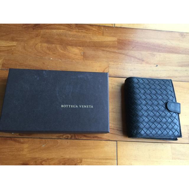 wholesale dealer 72c5a 3baeb ボッテガ 二つ折り財布単品 | フリマアプリ ラクマ