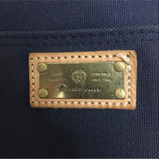 master-piece(マスターピース)のmaster piece トートバッグ メンズのバッグ(トートバッグ)の商品写真